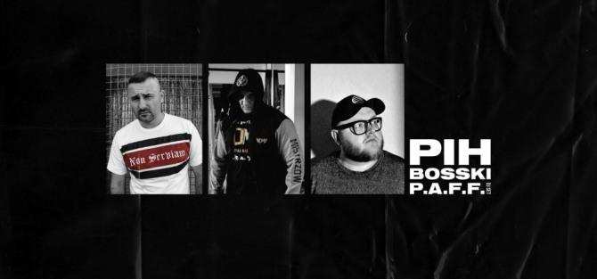 Pih / Bosski / PAFF - koncert