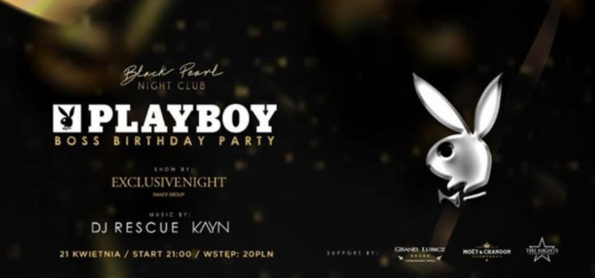 Playboy Boss Birthday Party: Rescue & Kayn