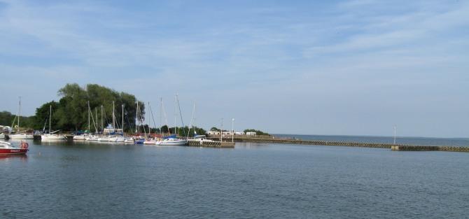 Port i przystanie Krynicy Morskiej