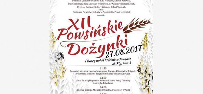 Powsińskie Dożynki 2017