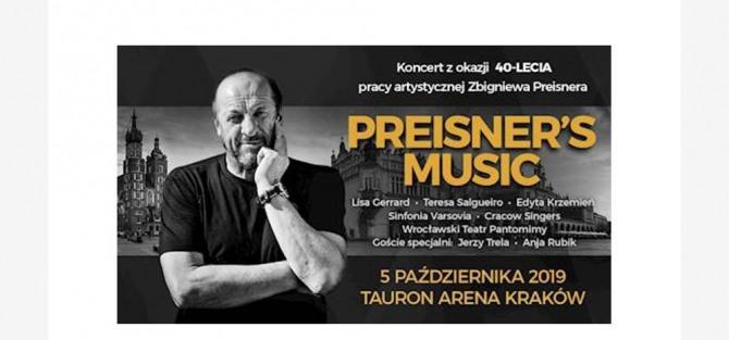 Preisner's Music - koncert