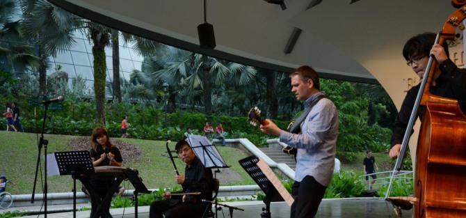 Przemek Strączek & Asian Strings Collective - koncert