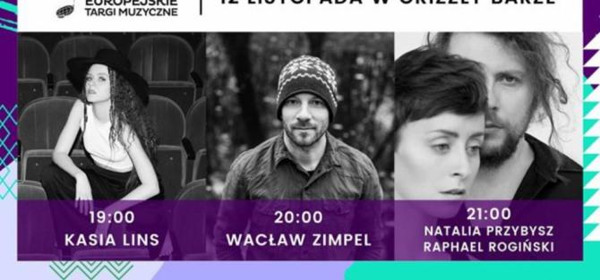 Przybysz & Rogiński, Lins i Zimpel w Grizzly Barze - koncert