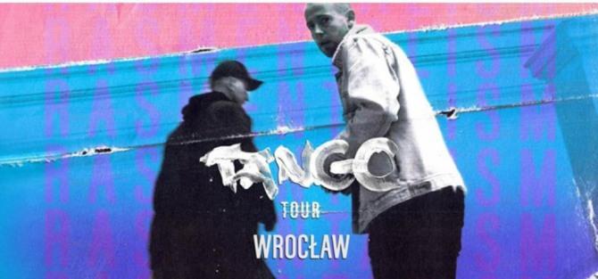 Rasmentalism - Wrocław TANGO Tour - koncert