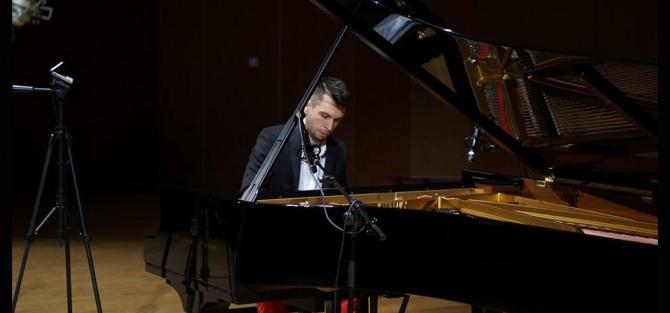 Recital Macieja Gańskiego Liszt Transcriptions