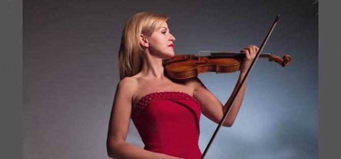 Recital mistrzowski: Anne-Sophie Mutter
