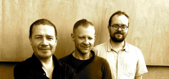 Riverloam Trio- koncert