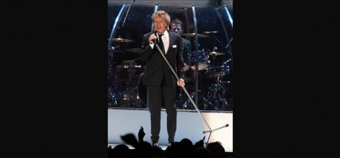 Rod Stewart - koncert