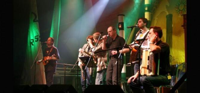 Rozpoczęcie wrocławskiego sezonu szantowego Mechanicy Shanty i EKT Gdynia - koncert