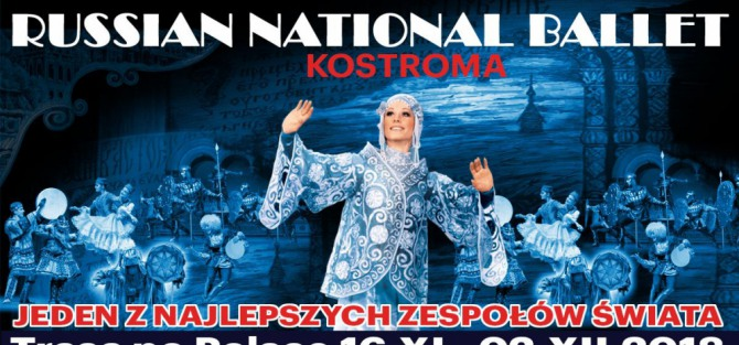 Russian National Ballet - Kostroma - koncert