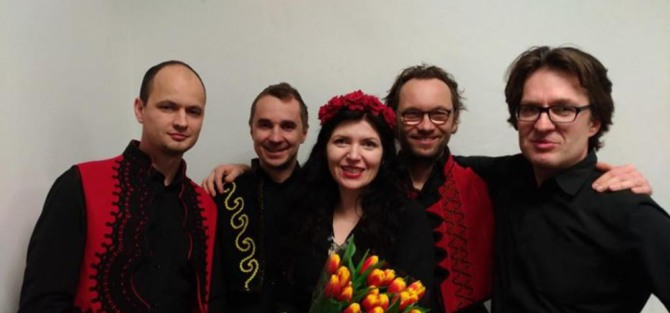 Sarakina Balkan Band oraz wirtuoz gadułki Peyo Peev z Bułgarii!