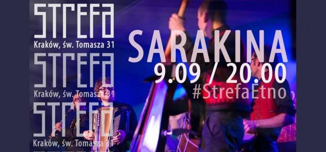 Sarakina / Balkatron - koncert
