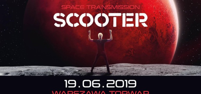 Scooter: Space Transmission- koncert