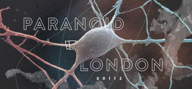 Smolna: Paranoid London - koncert