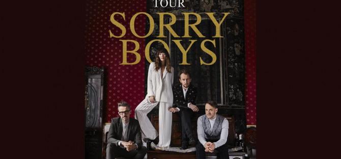 SORRY BOYS Amor Tour - koncert