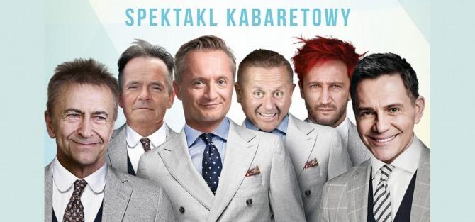 "Spektakl kabaretowy ""Chory na Sukces"""