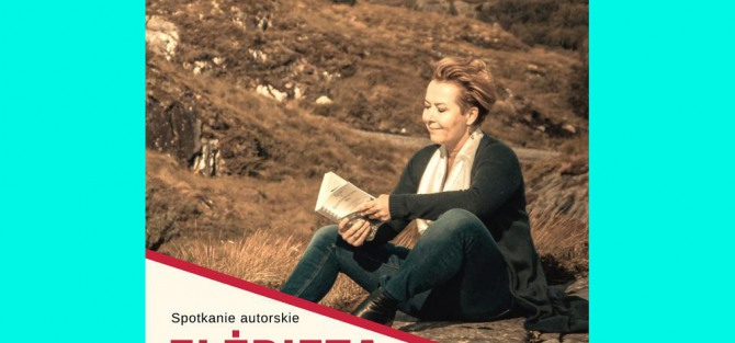 Spotkanie autorskie z Kołobrzeżanką Elżbietą Cherezińską.