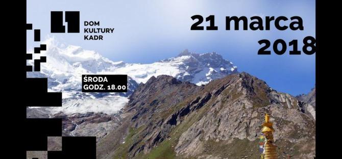 """Spotkanie """"Indie – w cieniu Himalajów i Karakorum"""""""