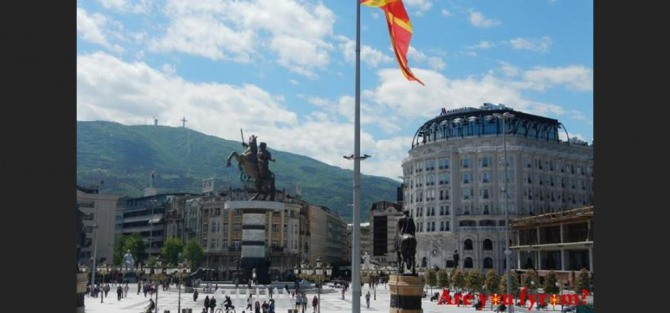"""Spotkanie """"Macedonia - nie tylko Lonely Planet"""""""