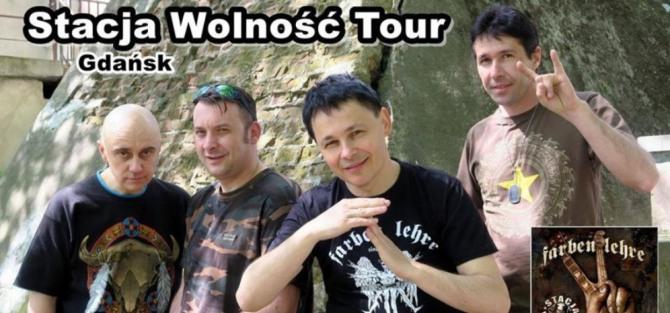 Stacja Wolność Tour - koncert