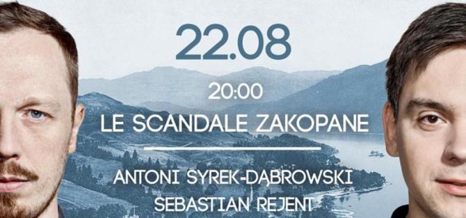 "Stand-up Polska prezentuje: Syrek-Dąbrowski ""Norma"" i Rejent"