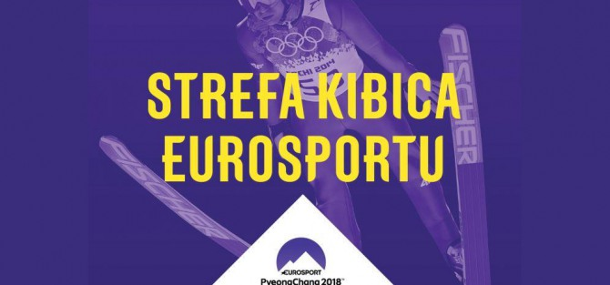 Strefa Kibica Eurosportu - Zimowe Igrzyska Olimpijskie Pyeongchang 2018