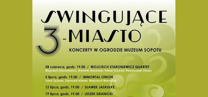 Swingujące 3-miasto - Ilona Damięcka Quartet