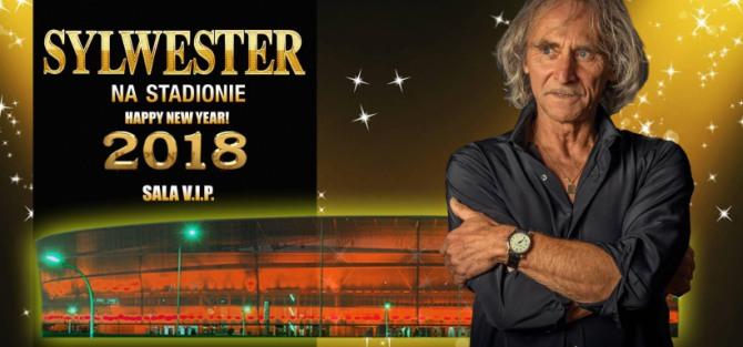 Sylwester na Stadionie Wrocław 2017/2018