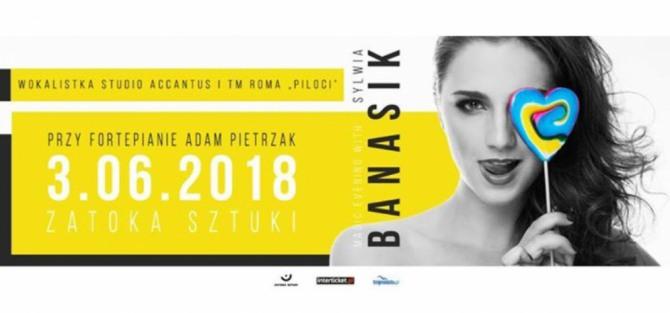 Sylwia Banasik - Magiczny wieczór - koncert