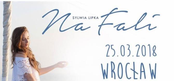 Sylwia Lipka Na Fali Wrocław - koncert