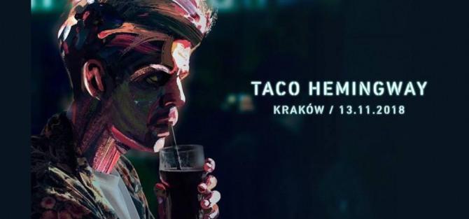 Taco Hemingway - koncert