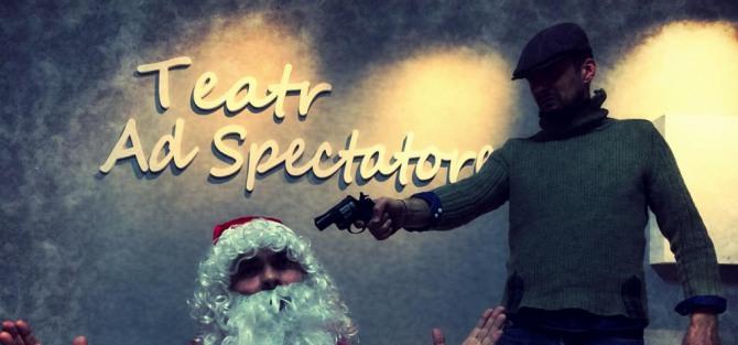 Teatr Ad Spectatores - Jaja ze Świętego Mikołaja