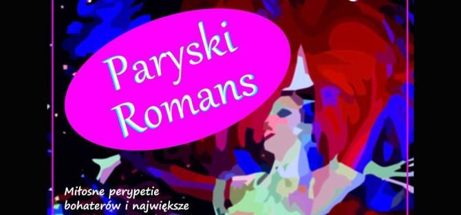 Teatr IWIA: Koncert Noworoczny Paryski romans