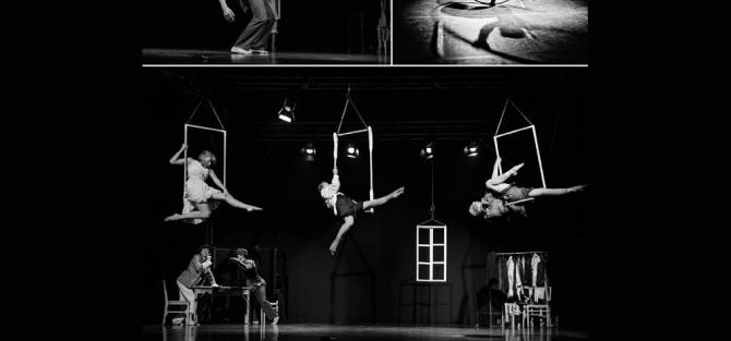 """Teatralno-cyrkowy spektakl """"Miasto, którego nie było"""" w Imparcie"""