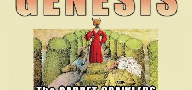 The Carpet Crawlers - koncert