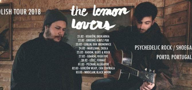 The Lemon Lovers (Portugalia) + Call of Cuckoo - koncert