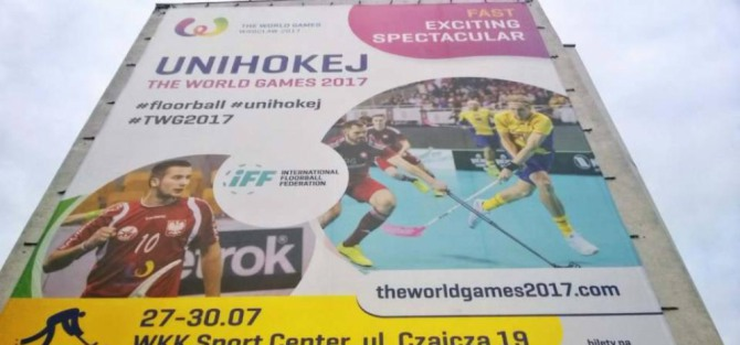 The World Games 2017 – Unihokej (floorball)