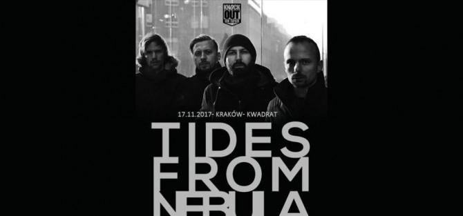Tides From Nebula, Materia - koncert