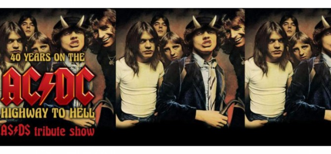 Tribute to AC/DC na 40-lecie albumu Highway to Hell!