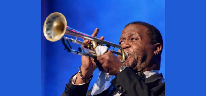 """Tribute To Louis Armstrong - Troy """"Satchmo"""" Anderson (Usa) & Band- koncert"""