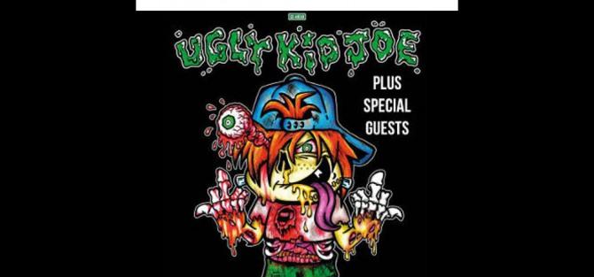 Ugly Kid Joe - koncert