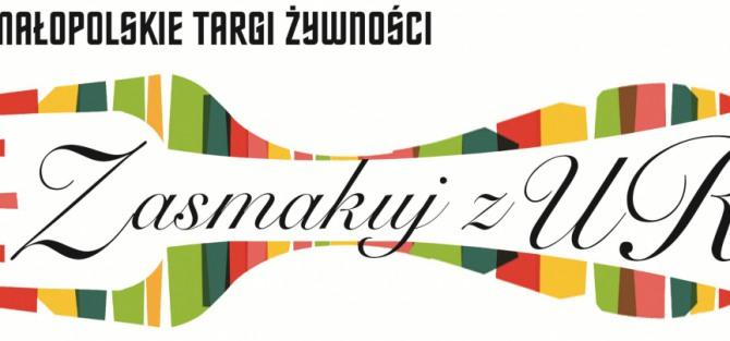 """V Małopolskie Targi Żywności """"Zasmakuj z UR"""""""