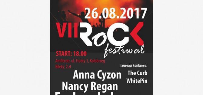 VII RoCK Festiwal w Kołobrzegu