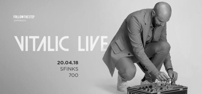 Vitalic Live - koncert