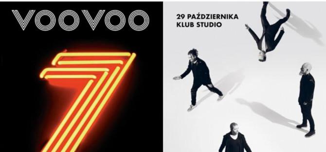 VOO VOO - koncert promujący album 7 - koncert
