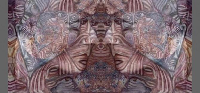 """Wernisaż wystawy """"Anioły i demony Witkacego czyli dreszcz metafizyczny"""""""