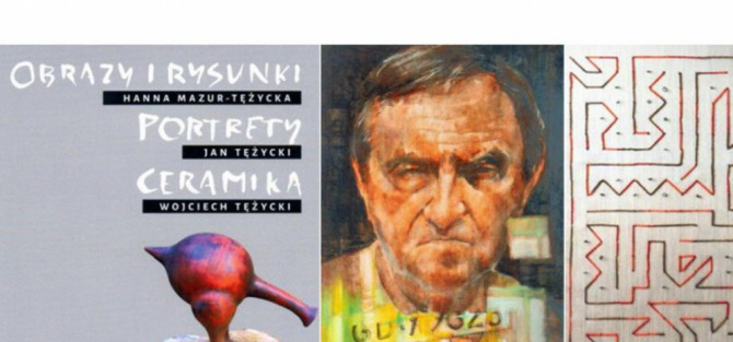 Wernisaż Wystawy Hanna, Jan i Wojciech Tężyccy