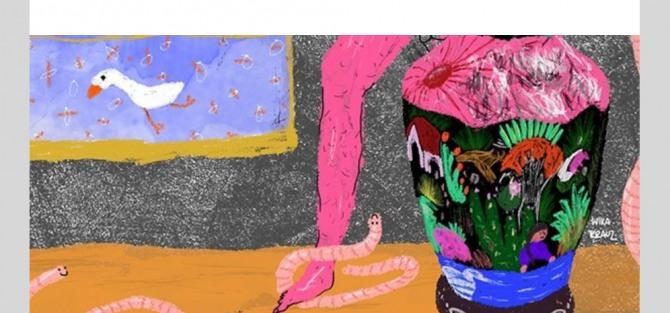 """Wernisaż Wystawy 'Kobra"""" Wiki Krauz"""