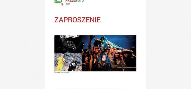 Wernisaż wystawy prac laureatów konkursu BZ WBK Press Foto 2017