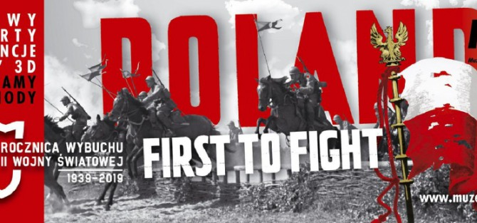 """Wernisaż wystawy """"Walka i Cierpienie. Obywatele polscy podczas II wojny światowej"""""""